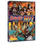 Scooby-Doo! & Kiss: Un mister Rock'n Roll DVD
