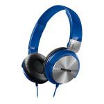 Casti on-ear PHILIPS SHL3160BL/00, albastru