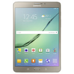 "Tableta SAMSUNG Galaxy Tab S2 VE T719, Wi-Fi + 4G, 8.0"", Octa Core 1.8GHz + 1.4GHz, 32GB, 3GB RAM,  Android 6.0, Gold"