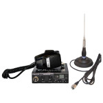 Kit Statie radio CB Midland Alan 100 + Antena PNI ML100