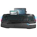 Tastatura gaming ROCCAT Skeltr, grey