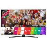 Televizor LED Smart Ultra HD, webOS 3.0, 140cm, LG 55UH668V