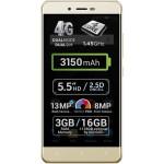 Smartphone ALLVIEW V2 Viper XE 16GB DUAL SIM Gold