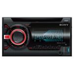 Media receiver auto SONY WX-800UI, 2DIN, 4x55W, USB