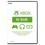 Xbox Live 10 EUR - CD Key