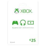 MICROSOFT Gift Card 50 Euro Xbox One / Xbox 360