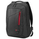 """Rucsac laptop HP QB757AA, 16"""", textil, negru"""