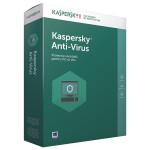 KASPERSKY Anti-Virus 2017, 1 an + 3 luni, 1 PC, Box