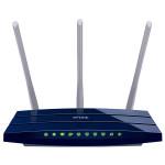 Router Wireless TP-LINK TL-WR1043ND, 450Mbps, USB 2.0, albastru