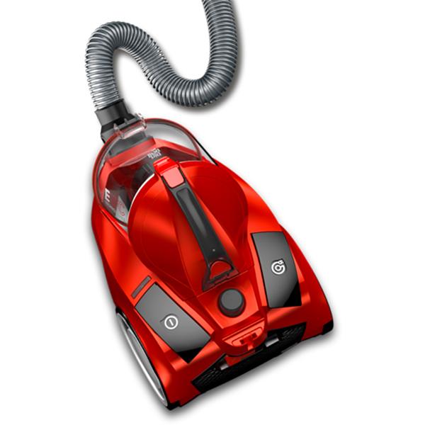 aspirator fara sac dirt devil rebel 25hfc metal red dd2225 1 700w. Black Bedroom Furniture Sets. Home Design Ideas