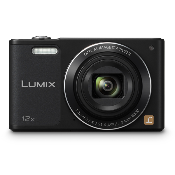 Camera Foto Digitala Panasonic Lumix Dmc-sz10k, 16mp, 12x, 3 Inch, Negru