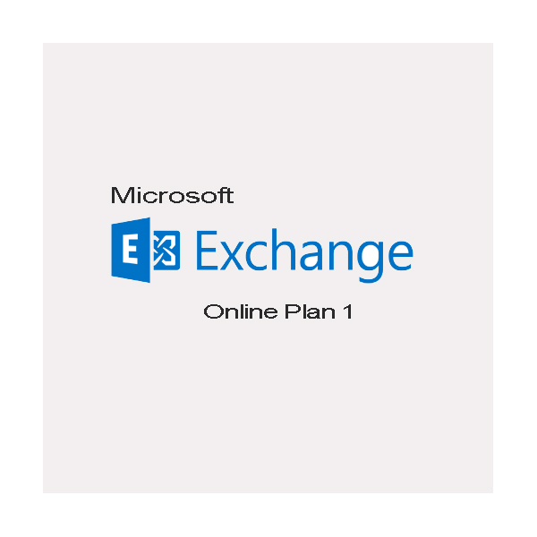 Licenta electronica Microsoft Office Exchange Online Plan 1 1 an 1 user Open ShrdSvr SNGL SubsVL OLP NL Annual Qlfd
