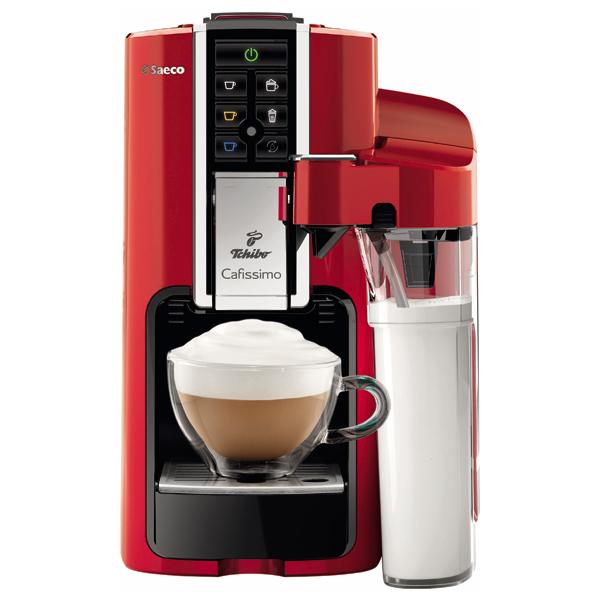 Espressor Tchibo Cafissimo Latte Rosso, 1l, Rosu