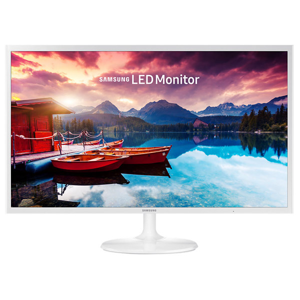 "Monitor Led Va Samsung S32f351fuu, 32"", Full Hd, Alb"
