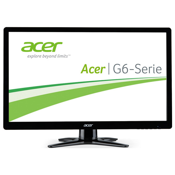 "Monitor Led Tn Acer G246hlfbid, 24"", Full Hd, Negru"