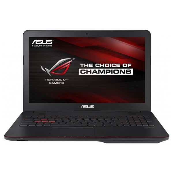 "Laptop ASUS ROG G551JW-CN319D, Intel® Core™ i7-4750HQ pana la 3.2GHz, 15.6"" Full HD, 8GB, 1TB + 24GB cache, nVIDIA GeForce GTX 960M 4GB GDDR5, Free Dos"