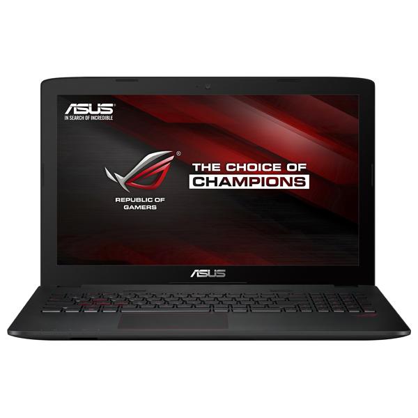 """Laptop ASUS ROG GL552JX-DM292D, Intel® Core™ i7-4720HQ pana la 3.6GHz, 15.6"""" Full HD, 16GB, 1TB, nVIDIA GeForce GTX 950M 4GB DDR3, Free Dos"""