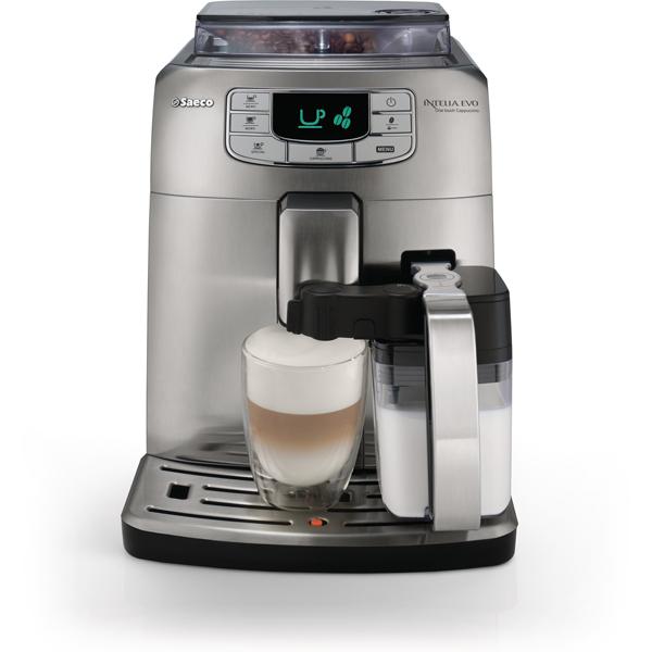 Espressor automat SAECO Intelia Evo HD875394 15l 1900W 15 bar negru