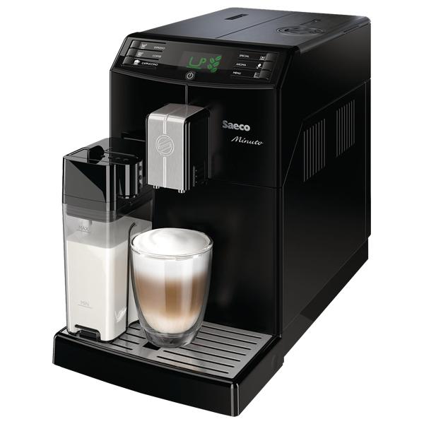 Espressor superautomat SAECO Minuto HD876309 18l 1850W 15 bar negru