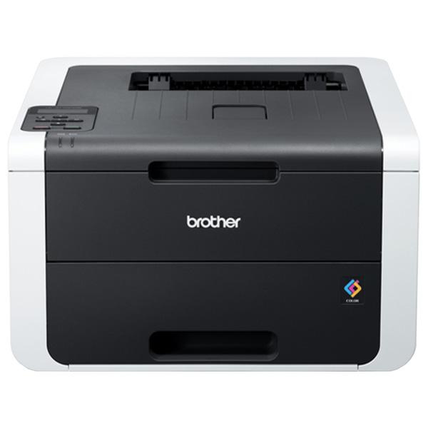 Imprimanta Laser Color Brother Hl-3170cdw, A4, Usb, Wi-fi, Retea
