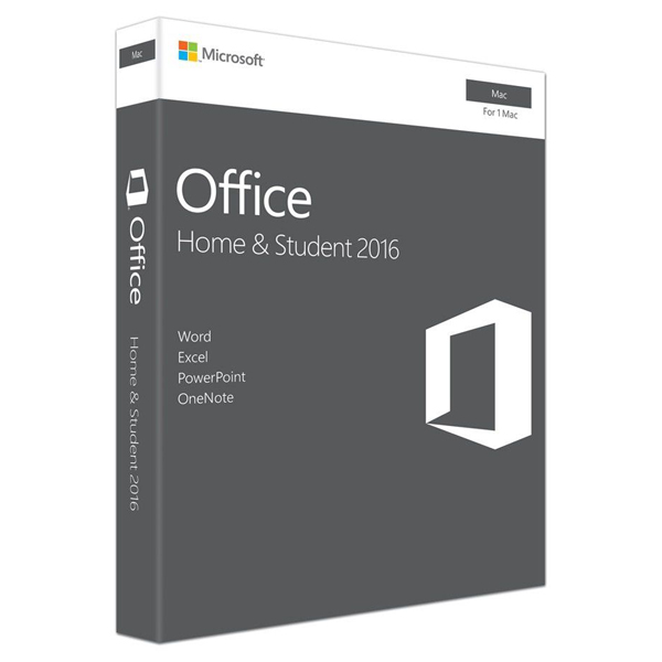 Microsoft Office Mac Home and Student 2016 Engleza EuroZone Medialess P2