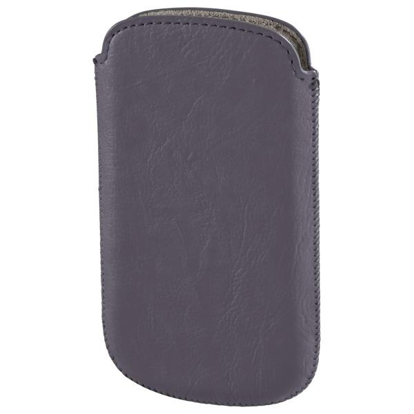 Husa de protectie Sleeve pentru iPhone 5C HAMA Vintage 119017 Mud