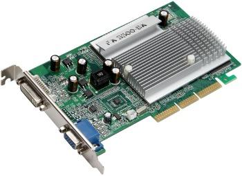 Placa grafica MSI GeForce FX5500 256MB DDR3 128 Bit DVI DSub FX5500D256H