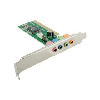 Placa de sunet 4World PCI CMI8738 4canale 05363