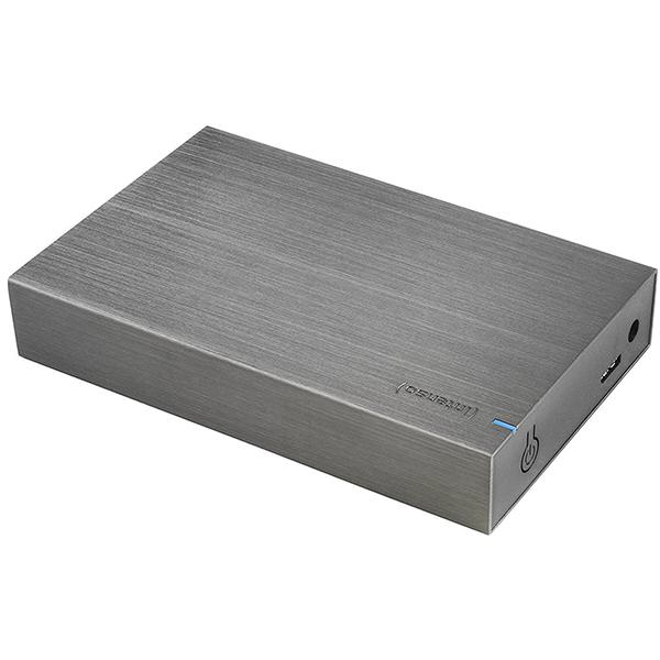 Hard Disk Drive Extern Intenso Memory Board 6033512, 4tb, Usb 3.0, Aluminium