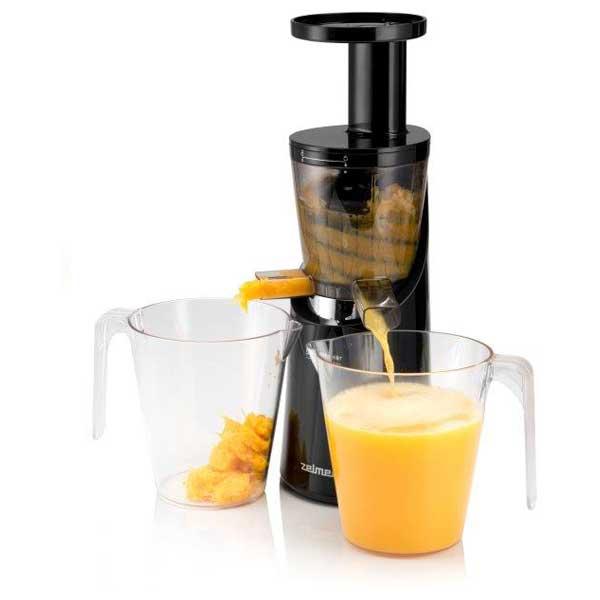 Zelmer Slow Juicer Jp1600 : Presa fructe si legume ZELMER JuiceMaker One JP1600, 1.2l, 150W, negruru