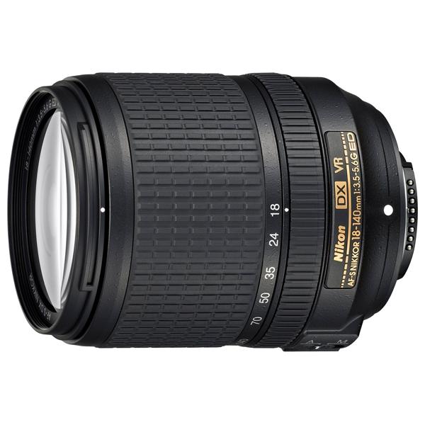 Obiectiv Nikkor 18-140mm F/3.5-5.6g Ed Vr Af-s Dx