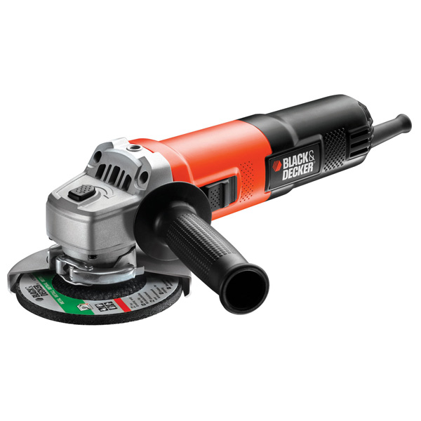 Polizor unghiular BLACK  DECKER KG751 750W 11000rpm 125mm