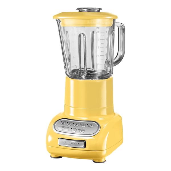 Blender Kitchenaid Artisan Kit-5ksb5553emy, 1.5l, Variospeed, 550w, Galben