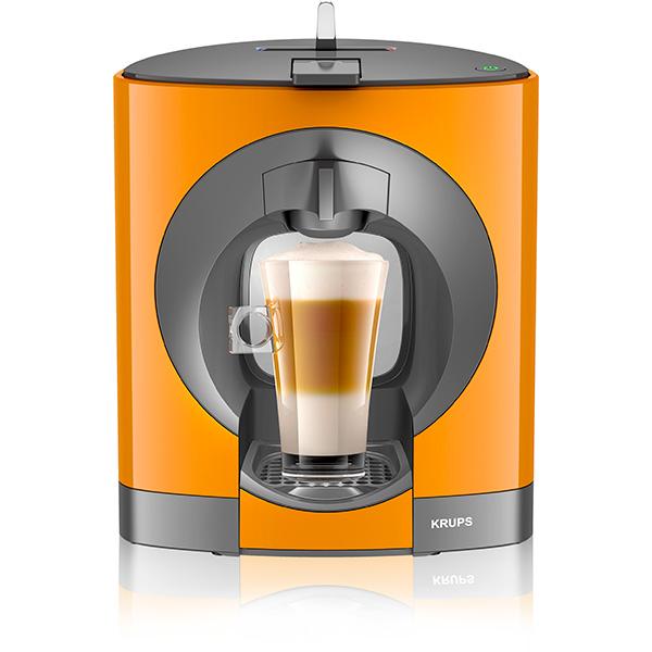 Espressor KRUPS Nescafe Dolce Gusto Oblo KP110F31 08l 1500W portocaliu