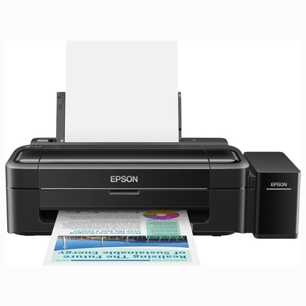 Imprimanta Inkjet Epson L310 Ciss, A4, Usb