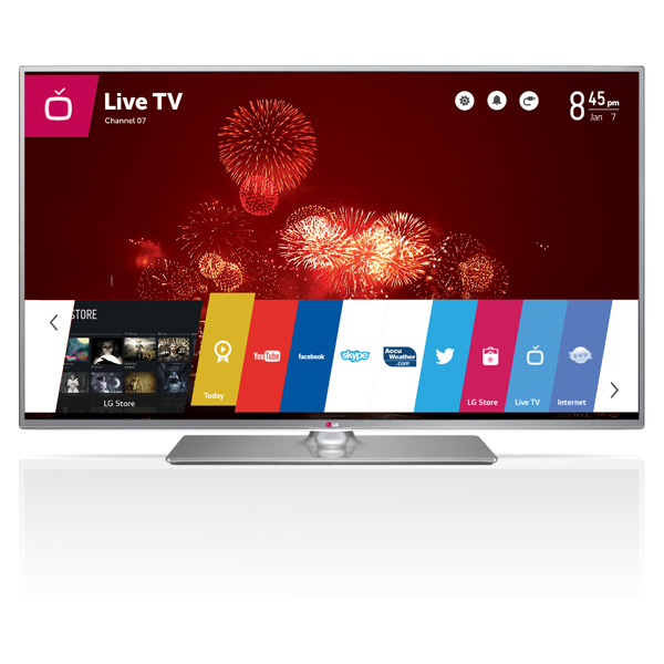 Televizor LED Full HD 3D Smart TV webOS 81 cm LG 32LB650V
