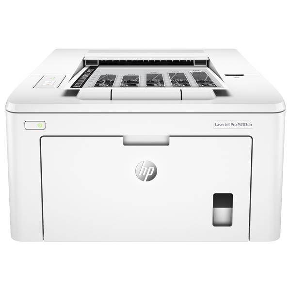Imprimanta Laser Monocrom Hp Laserjet Pro M203dn, A4, Usb, Retea