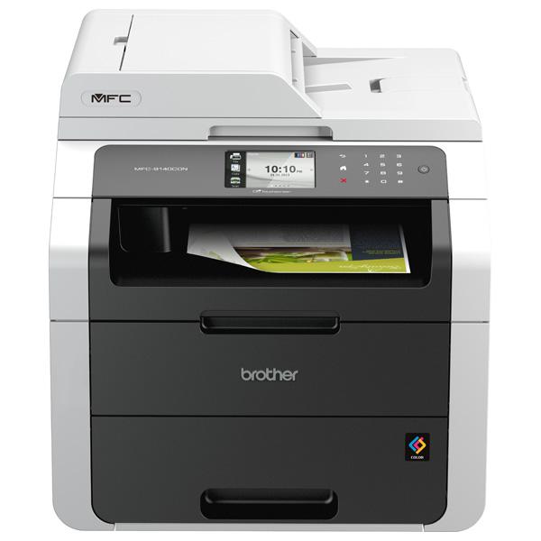Multifunctional Laser Color Brother Mfc-9140cdn, A4, Usb, Retea
