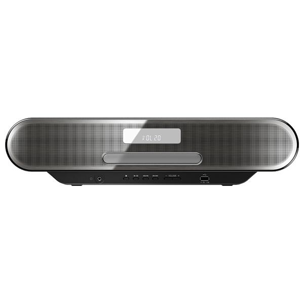 Microsistem WiFi PANASONIC SCRS52EGK 40W FM CD USB Bluetooth negru