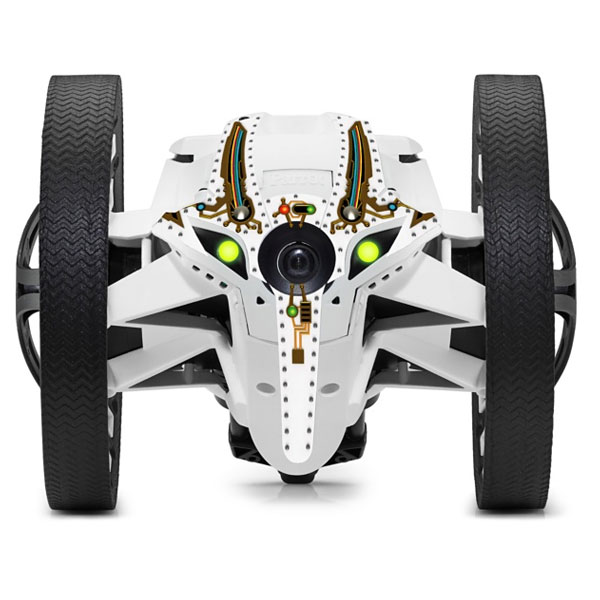 parrot mini drone jumping sumo with Drona Parrot Jumping Sumo Wi Fi White on Drona Parrot Jumping Sumo Wi Fi White as well ing Soon Spare Parts And Extra Batteries For Your Minidrones together with Dji Inspire 1 Med Termisk Kamera besides Review together with 174032 Ces 2014 Parrot Jumping Sumo And Minidrone Set To Invade Your Home This Year.
