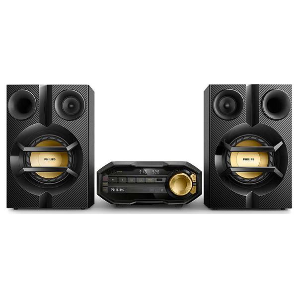 Minisistem audio PHILIPS FX1012 230W USB Bluetooth FM CD