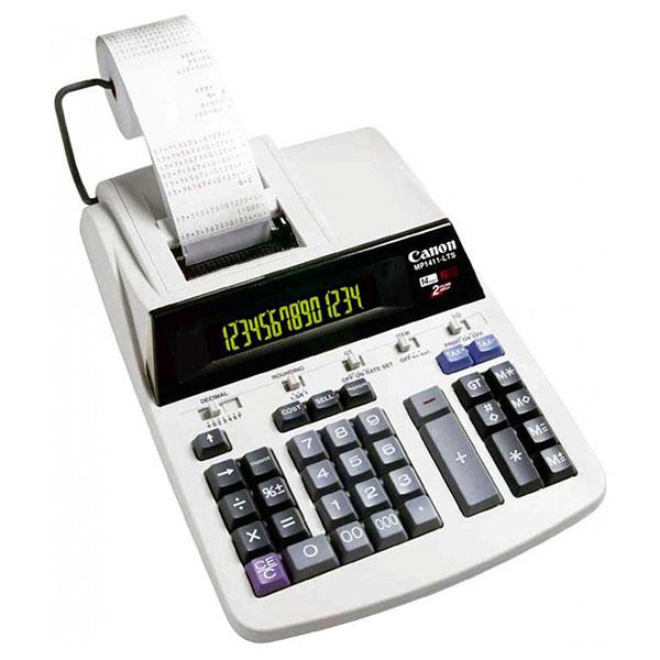 calculator de birou canon mp1411 ltsc 14 cifre rola argintiu. Black Bedroom Furniture Sets. Home Design Ideas