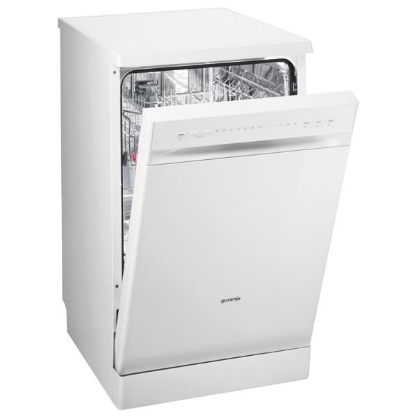 Masina de spalat vase GORENJE GS52214W 9 seturi 7 programe A alb