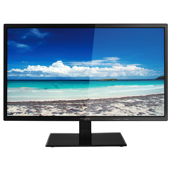 "Monitor Led Myria My8202, 23.8"", Full Hd, Negru"