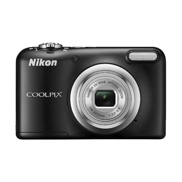 Camera Foto Digitala Nikon Coolpix A10, 16.1mp, 5x, 2.7 Inch,  Black