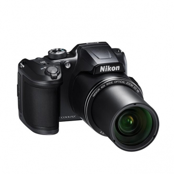 Camera Foto Digitala Nikon Coolpix B500, 16mp, 40x, 3 Inch, Black