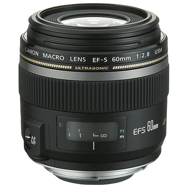 Obiectiv Canon Ef-s 60mm/1:2,8 Macro Usm