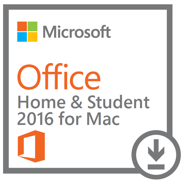 Licenta electronica ESD Microsoft Office Mac Home and Student 2016 AllLng EuroZone PK Lic Online DwnLd C2R NR