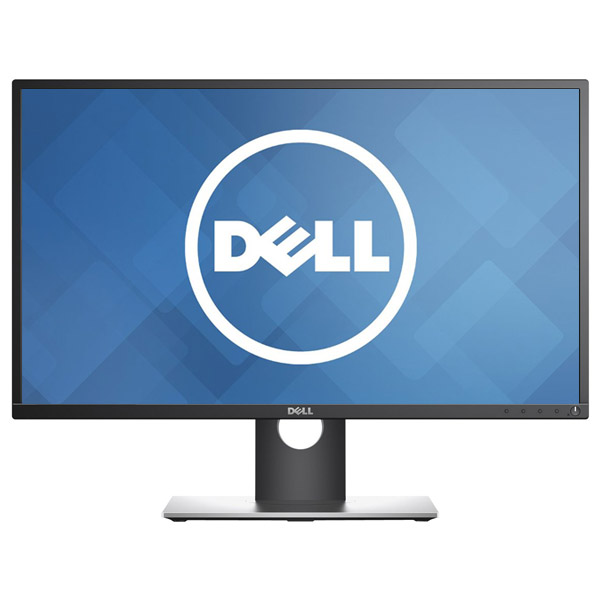 "Monitor Led Ips Dell P2417h, 23.8"", Full Hd, Negru"