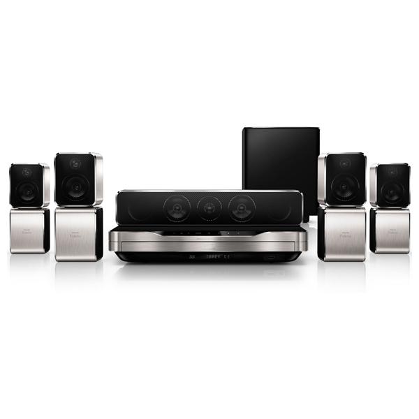 Sistem Home Cinema Immersive Sound Smart 3D 51 PHILIPS HTB9550D12